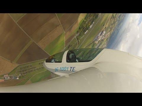 Glider Aerobatics - My World