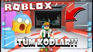 💥 TÜM TWITTER KODLARI !! 💥 | SuperHero City All Codes | Roblox Türkçe