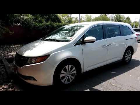 2016 Honda Odyssey Remote Start