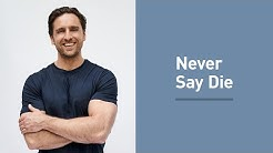 Motivation Monday: Never Say Die