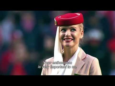 Thumbnail: Benfica Safety video | Emirates Airline