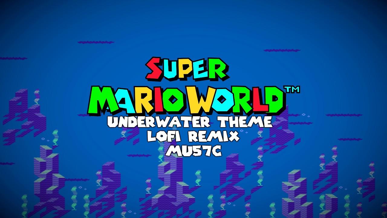 Super Mario World Underwater Theme Lo-Fi Remix