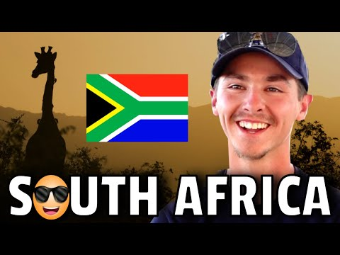 The TRUTH about living in SOUTH AFRICA (2020)