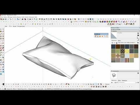 Full Download] Membuat Taplak Meja Menggunakan Plugin Clothworks