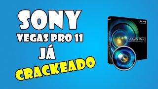 Como baixar e instalar o SONY VEGAS PRO 11// JÁ CRACKEADO