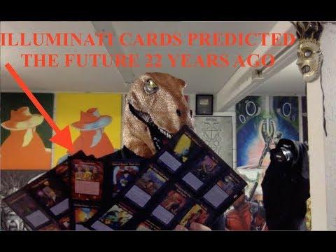 Analysis - INWO Illuminati Playing Cards That Read The Future 22 Years Ago