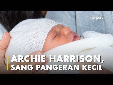 Pangeran Harry dan Meghan Markle Umumkan Nama Anak Pertamanya Lewat Instagram