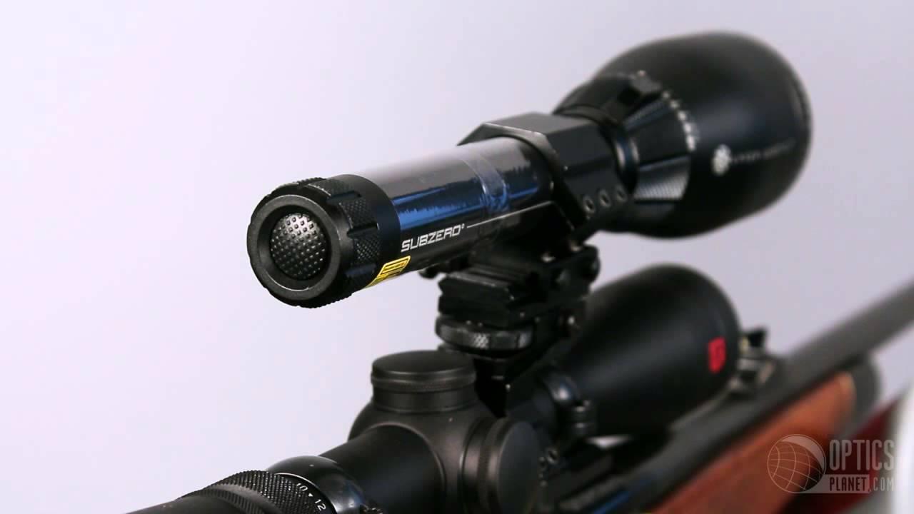 Laser Genetics Nd3x50 Sub Zero Laser Designator Opticsplanet Com Product In Focus Youtube