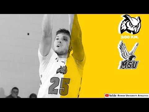 2019 Rowan Men's Basketball vs. Montclair State | 1/5/19