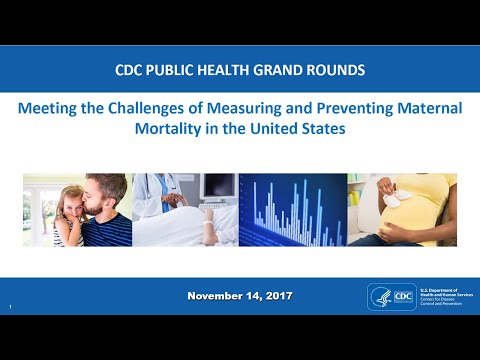Meeting the Challenges of Measuring and Preventing Maternal Mortality in the United States