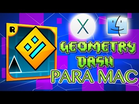 Instalar Geometry Dash En Mac!!!