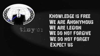 Anonymous: A message to the powerful - Operation basic income guarantee - Bundestagswahl 2013