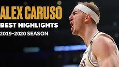 Best Of Alex Caruso 2019-2020 Season | Highlight Mix