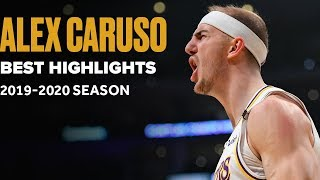 Best Of Alex Caruso 2019-2020 Season | Highlight Mix