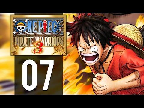 One Piece Pirate Warriors 3 - Gameplay Walkthrough Part 7 - Tony Tony Chopper (PS4)