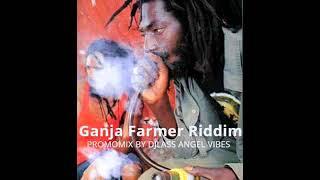 Ganja Farmer Riddim Mix Feat. Garnet Silk, Buju Banton, Marlon Asha (February Refix 2018)