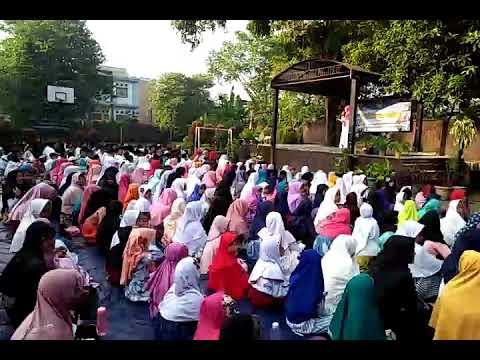 Peringatan Maulid Nabi Muhammad SAW. SDN Lenteng Agung 11. Part 1
