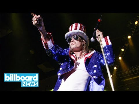 Kid Rock Releases Guns-Blazing 'Greatest Show on Earth' & 'Po Dunk' Videos | Billboard News