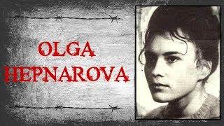 OLGA HEPNAROVA │ ONE MOMENT IN CRIME