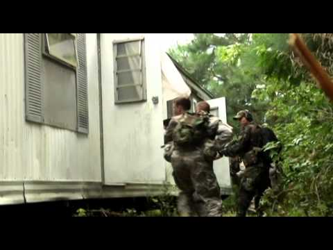N C  National Guard's Special Forces Mentor Cadets