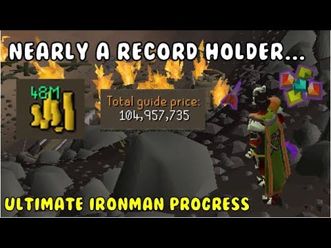 Thumbnail: NEARLY THE RECORD HOLDER | Ultimate Ironman Progress