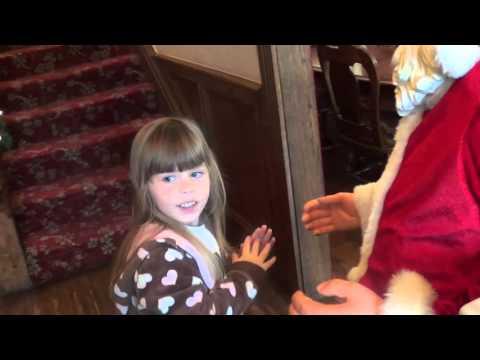 The Polar Express with Kaydence- Jamestown, CA- 12/18/15