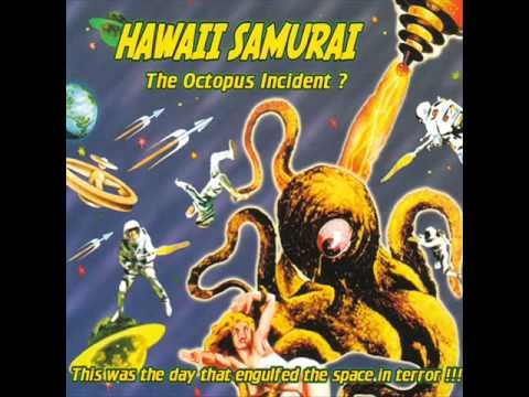Hawaii Samurai - Proud to be a Cryptic Surfer