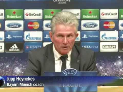 Bayern Munich Cruises Into Champions League Final
