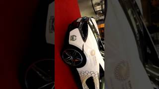 Dubai super fast car in 2020