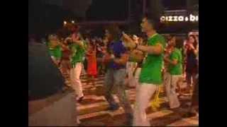 "BRAZILIAN CARNAVAL"" SOU BRAZIL 2013 ""  in Jakarta by Bantus Capoeira Indonesia"