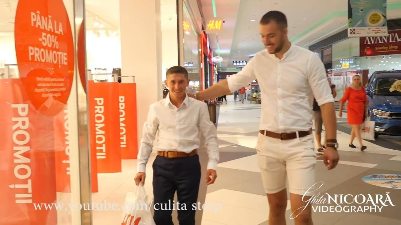 Ion Smecheru - La parcul de distractii si in Mall la cumparaturi || NOU | Iulie | 2017 || Part 1