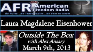 Alex Ansary Interviews Laura Magdalene Eisenhower (FULL)