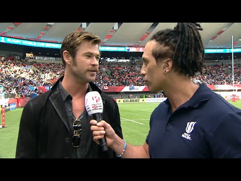 All the best bits from the Canada 7s - Commentators Cut