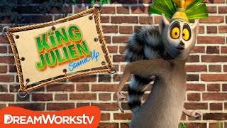 Too Much Booty? | KING JULIEN STAND UP