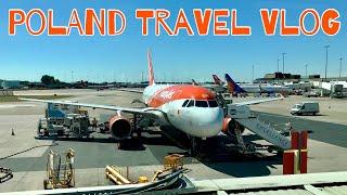 Poland Travel Vlog 30th June 2018