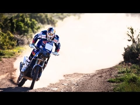 Dakar Rally Champion Cyril Despres teams up with Yamaha Racing