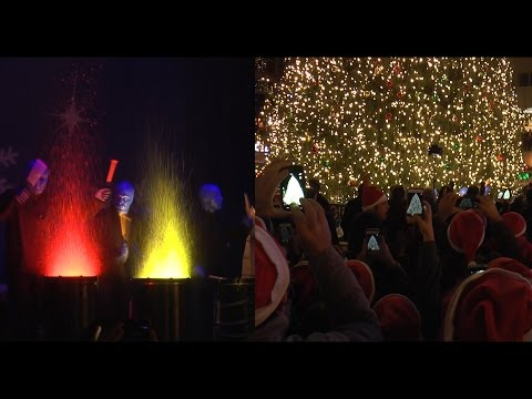 Faneuil Hall Tree Lighting Spectacular (Pre Christmas Event)