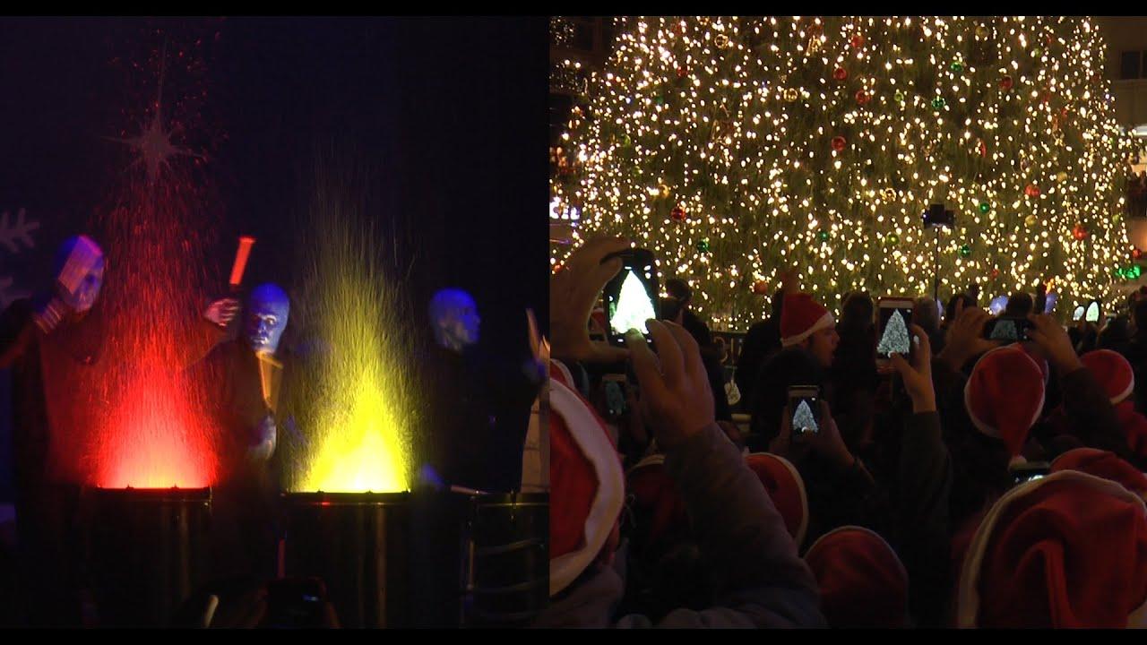 Faneuil Hall Tree Lighting Spectacular (Pre Christmas