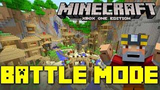 My BEST Battle Mode Games! (Minecraft Xbox One)