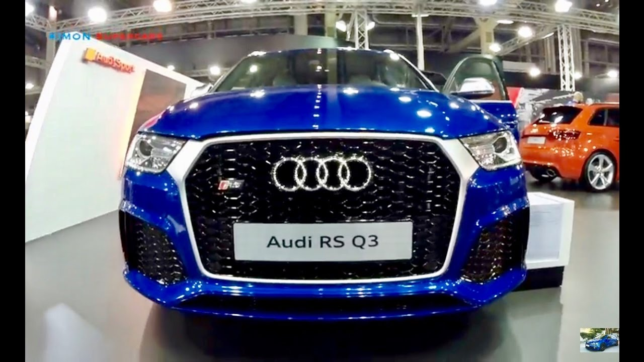 new 2017 audi rs q3 exterior interior youtube. Black Bedroom Furniture Sets. Home Design Ideas