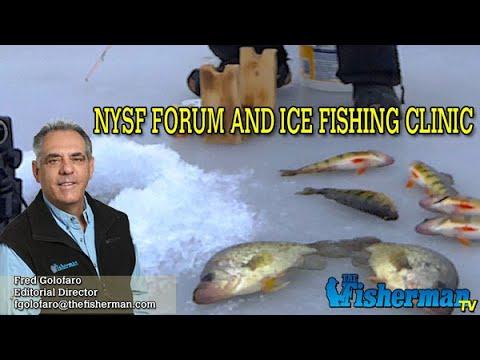 February 13, 2020 Long Island Metro Fishing Report With Fred Golofaro