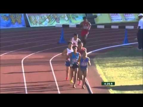 Sea Games 27th 3000m SteepleChase Men Final