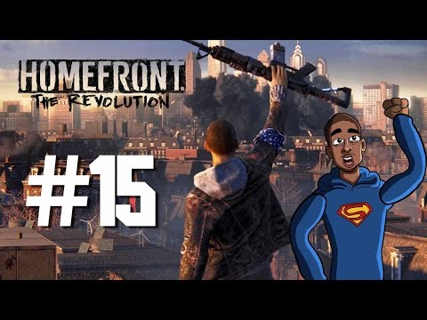 Homefront the Revolution Playthrough - Part 15 - Infinite Loading Screens