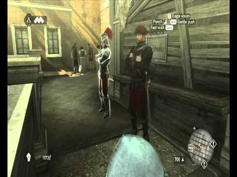 Assassin's creed brotherhood - Bocy stunt - YouTube