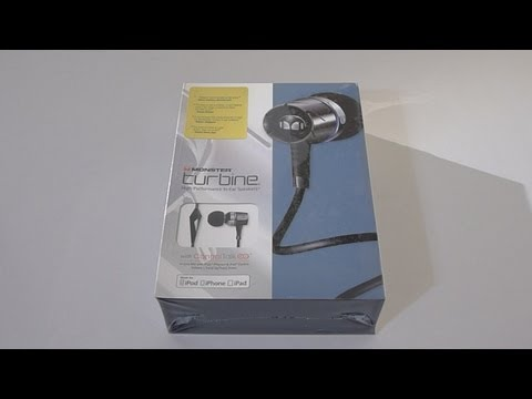 2013 Monster Turbine unboxing & impressions