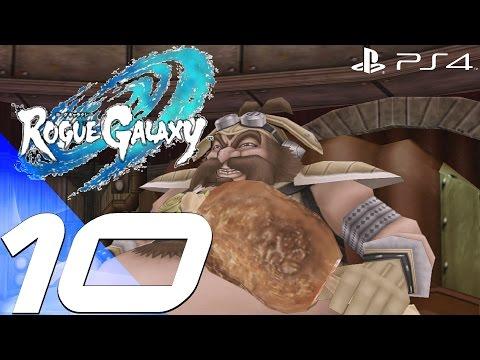 Rogue Galaxy PS4 - Gameplay Walkthrough Part 10 - Captain Dorgengoa & Vedan [1080p 60fps]