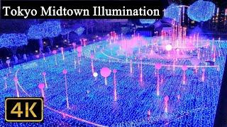 2019/11/26~12/25まで東京ミッドタウン六本木の芝生広場で開催されている、約19万個のLEDと100個の光るスターバルーンに加え、2種類のしゃぼん玉と...