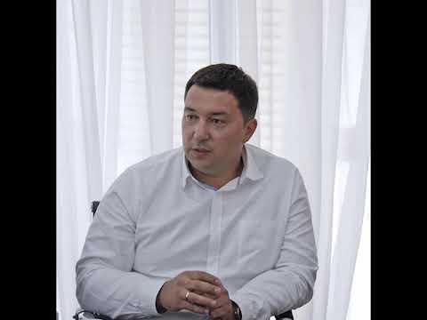 """Денис Ильин на радио """"Комсомольская правда. Краснодар"""", октябрь 2019"""