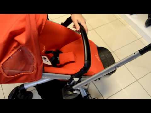 Quinny Buzz 3 Üç Tekerlekli Bebek Arabası | İlke Bebe