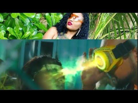 Sean Paul & Shenseea Futuristic Music Video | Rolling